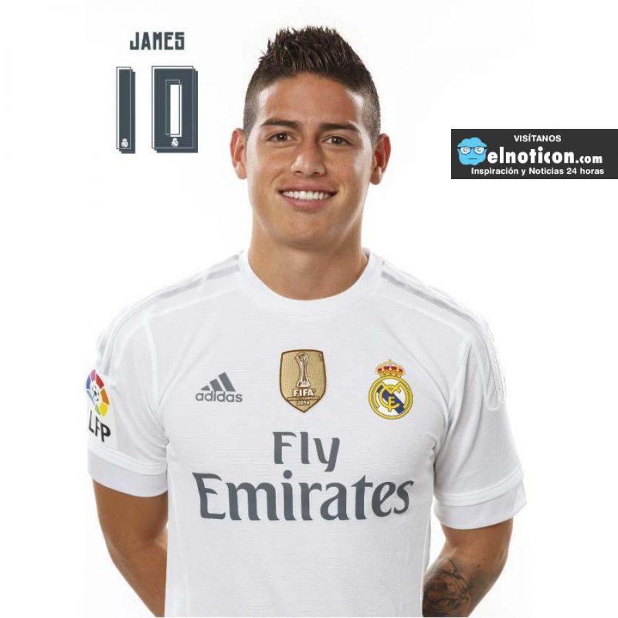 ¿Así califican la actitud de James? ¡Para nosotros siempre serás un ganador!
