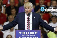 Donald Trump es el candidato oficial del partido Republicano rumbo a la presidencia de EE.UU