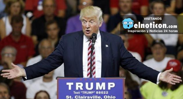 Donald Trump es el candidato oficial del partido Republicano