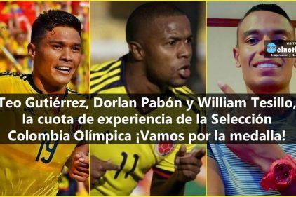 ¿Te gustaron los convocados del equipo sub 23 de Colombia para los Juegos Olímpicos?