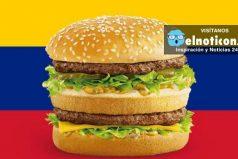 Adiós a la hamburguesa Big Mac de McDonald's en Venezuela