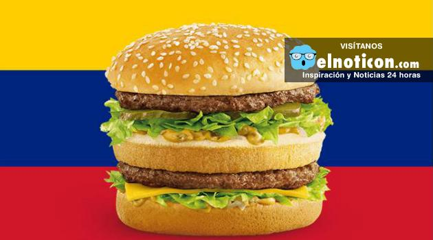Adiós a la hamburguesa Big Mac en Venezuela