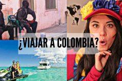 """¡10 razones para """"no"""" viajar a Colombia! Quedarás con la boca abierta"""