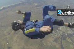 Dos paracaidistas mueren en salto conjunto cuando su paracaídas no se abrió
