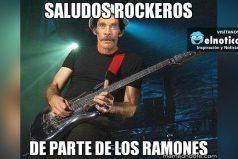 Saludos Rockeros…