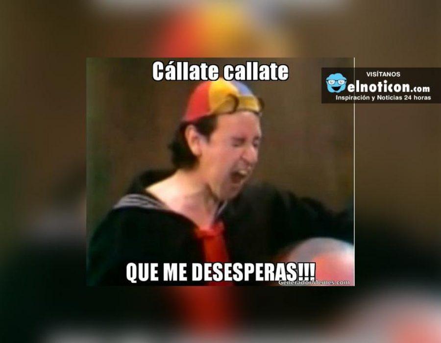 Callate Callate Impossibru Guy Original Meme On Memegen