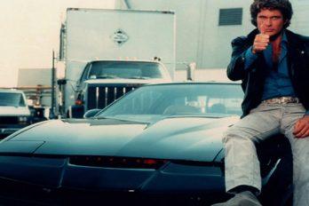 ¿Recuerdas El auto fantástico? 8 cosas que no sabías ¡Quiero un auto así!