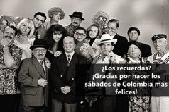 ¿Recuerdas este hermoso grupo? ¡Amaba ver a Alfonso Lizarazo!