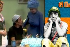 Así celebró su cumpleaños Don Ramón ¿Lo recuerdas?