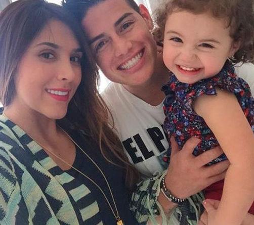 James y familia