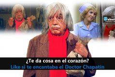 8 cosas que no sabías de Chapatín ¡Insinúa que soy viejo!