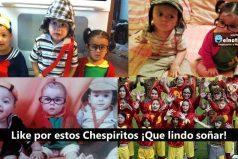 Que bellos estos Chespiritos ¡Like si te gustaba Chespirito!