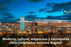 Bogotá adopta a cientos de personas y cada día es más bella ¡Manito arriba!