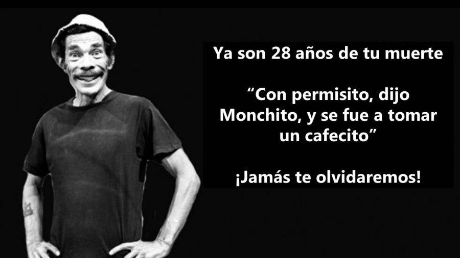 Un día como hoy muere Don Ramón ¡Like si lo recuerdas!