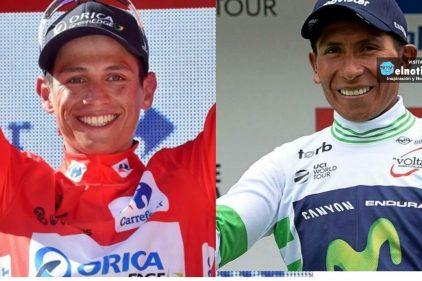 Nairo y el 'Chavito' ¡Nuestro orgullo para la Vuelta a España 2016! Conoce sus ojetivos