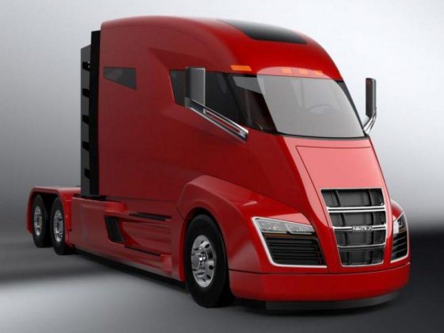 Conoce a Hércules, el camión eléctrico con 2000 km de autonomía ¡Es genial!