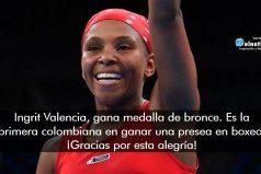 Ingrit Valencia le da a Colombia una nueva alegría: Gana medalla de bronce en boxeo
