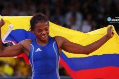 Conoce los logros de Jackeline Rentería, nuestra luchadora en los Juegos Olímpicos