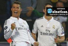 El secreto de belleza de Cristiano Ronaldo fue revelado ¡que gran tip!