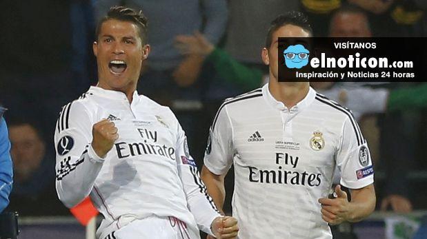 James y Ronaldo