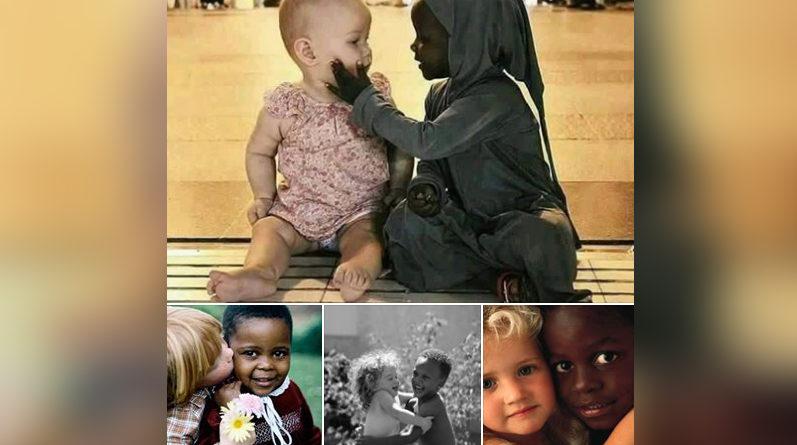 Imagenes De Niños De Distintas Razas