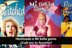 Hechizada y Mi bella genio nos hicieron reír ¡Que lindos los programas de antes!