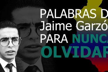 Jaime Garzón ¡Un personaje que Colombia jamás olvidará!