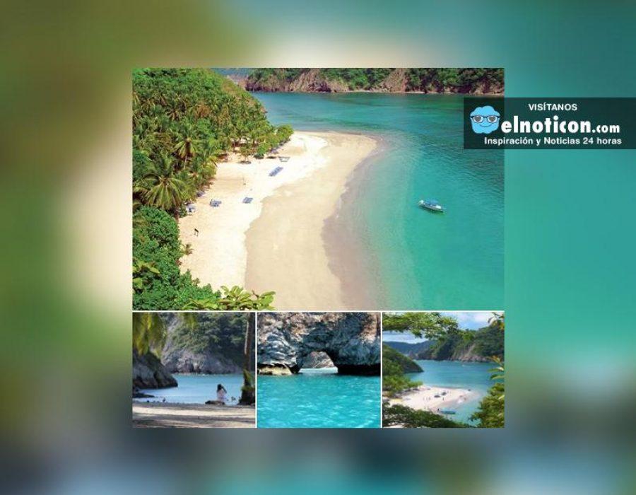 Conoce las espectaculares playas de Isla Tortuga, Costa Rica.