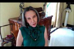 Florinda Meza estrena canal de Youtube ¡Mira su primer y conmovedor video!