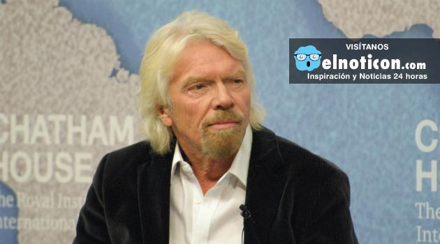 Richard Branson estará en México en noviembre