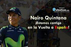 Nairo va a por la Vuelta a España