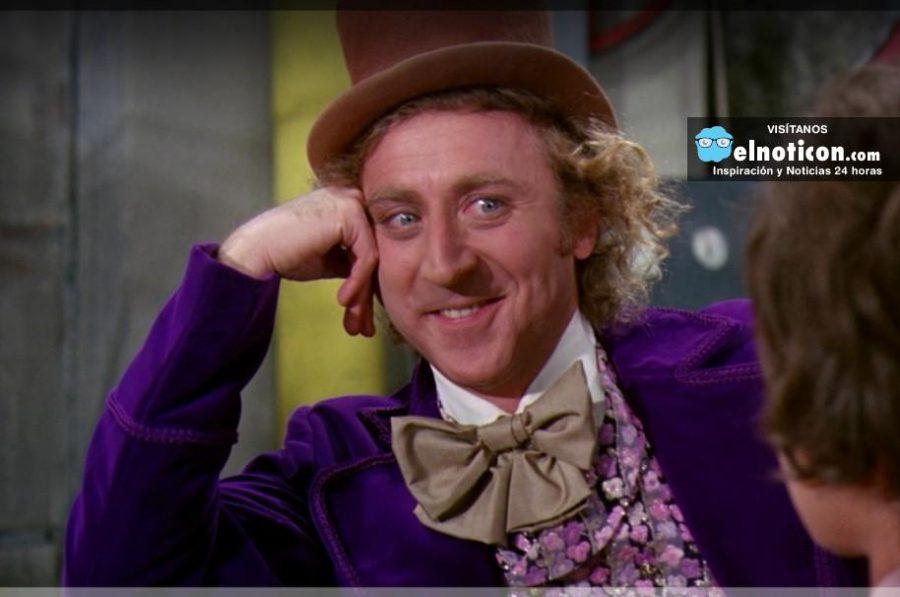 Murió en Willy Wonka original ¡Que triste, se nos van todos los grandes!