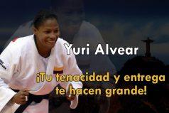 Yuri Alvear gana medalla de plata en Río 2016
