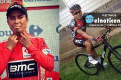 Darwin 'el puma' Atapuma sigue de lider en la Vuelta a España
