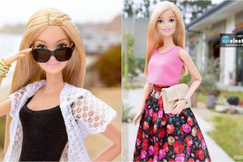 ¿No sabes cómo vestirte? Barbie y sus atuendos pueden darte algunas ideas