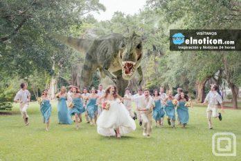Fotos de bodas que querrás recrear en la tuya ¡Amor, creatividad y diversión!