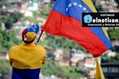 """""""La toma de Caracas"""" el día en que Venezuela exige un cambio"""
