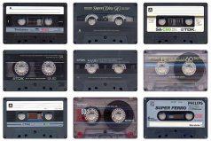 ¿Recuerdas el cassette? ¡La mejor forma para devolver la cinta era con un lápiz!