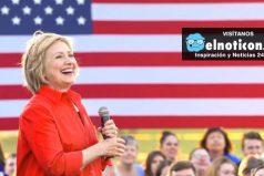 Hillary Clinton fue diagnosticada con neumonía y guardará reposo por varios días