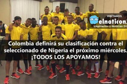 Colombia empata con Japón y definirá su clasificación ante Nigeria