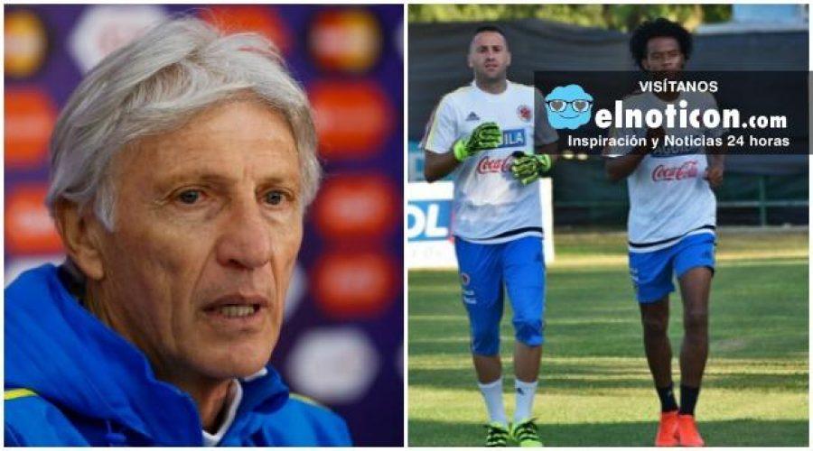 Todo el grupo de convocados por Pékerman ya entrenan en Barranquilla ¡Inicia la ilusión mundialista!