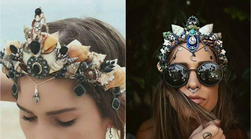 Las coronas inspiradas en sirenas son la nueva tendencia ¿Qué te parecen?