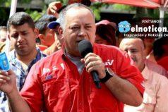 """""""Venezuela es epicentro de las conspiraciones de la derecha mundial"""", Diosdado Cabello"""