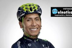 Nairo Quintana, el mejor deportista iberoamericano