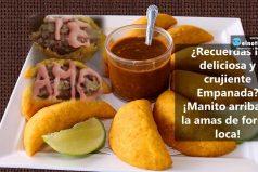 Colombiano que se respete le gusta la Empanada