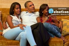 Mira el primer trabajo de la hija menor de la familia Obama