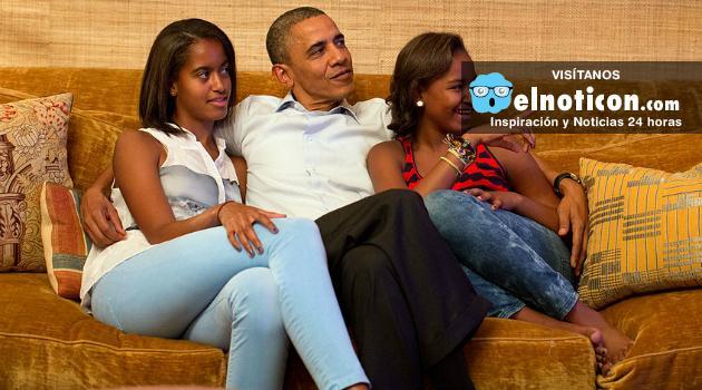 Mira el primer trabajo de verano de la hija menor de la familia Obama