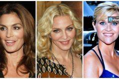 8 famosas y sus hijas que parecen 2 gotas de agua ¡Son idénticas!