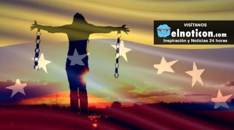 Gobierno de Venezuela ordena liberar a cinco presos políticos de la oposición