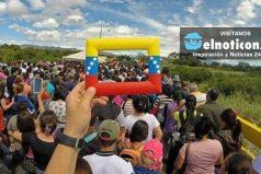 """""""Régimen especial de aduanas"""" propone Venezuela en la frontera con Colombia"""